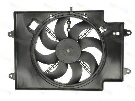 Вентилятор охлаждения двигателя THERMOTEC D8D001TT