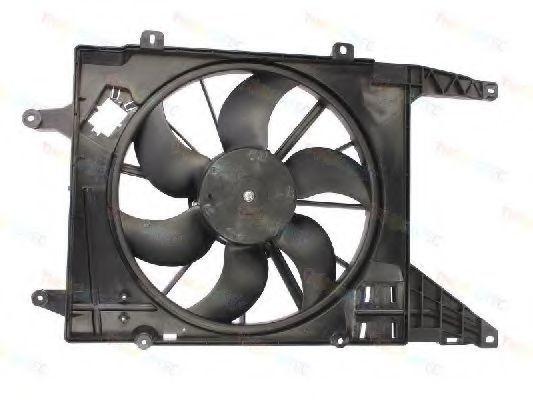 Вентилятор охлаждения двигателя THERMOTEC D8R004TT