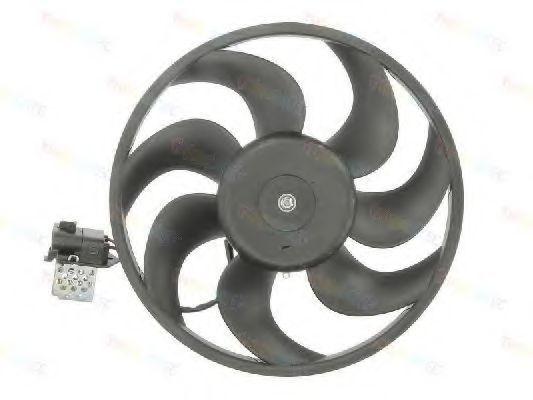 Вентилятор охлаждения двигателя THERMOTEC D8X005TT