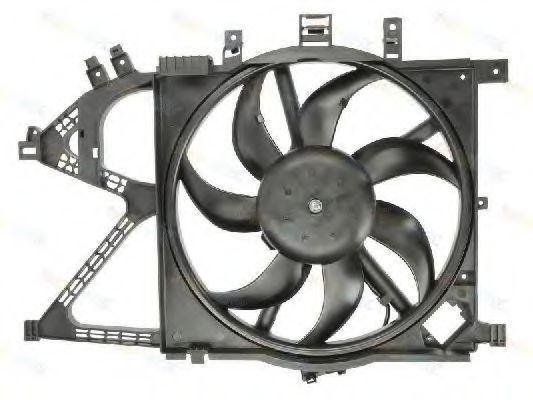 Вентилятор охлаждения двигателя THERMOTEC D8X006TT