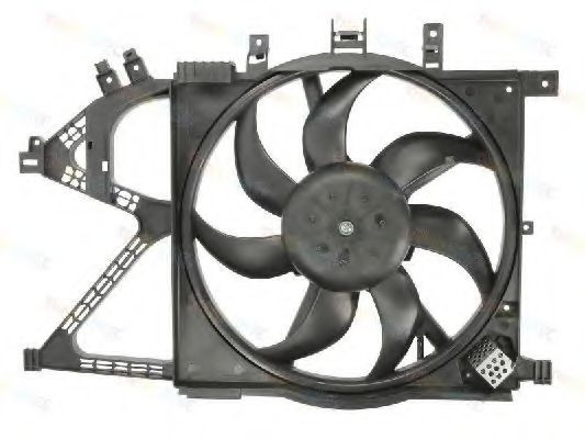 Вентилятор охлаждения двигателя THERMOTEC D8X010TT