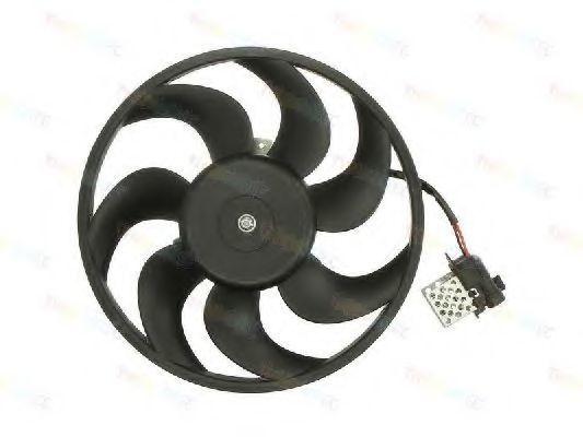 Вентилятор охлаждения двигателя THERMOTEC D8X011TT
