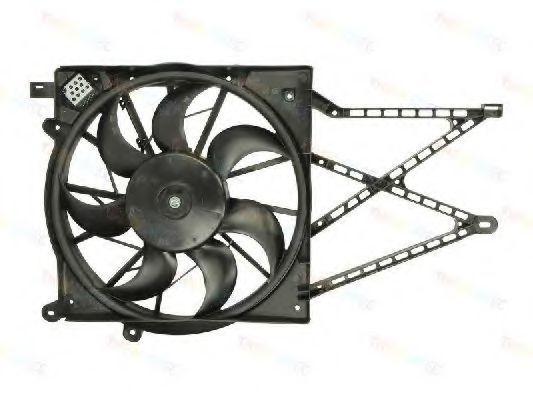 Вентилятор охлаждения двигателя THERMOTEC D8X013TT