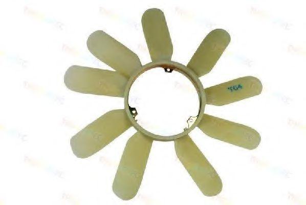 Вентилятор радиатора THERMOTEC D9M007TT