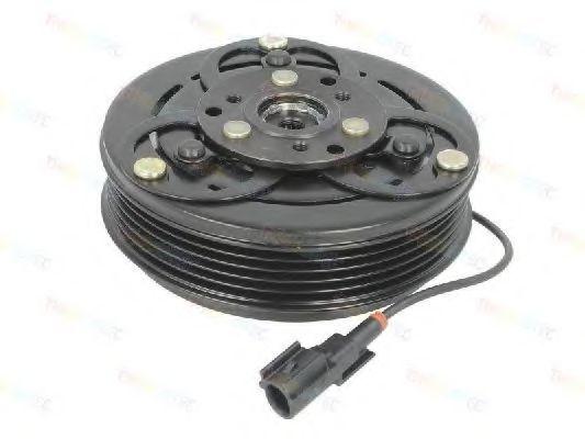 Электромагнитное сцепление компрессора THERMOTEC KTT040163