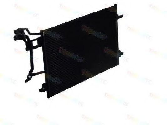 Радиатор кондиционера THERMOTEC KTT110008
