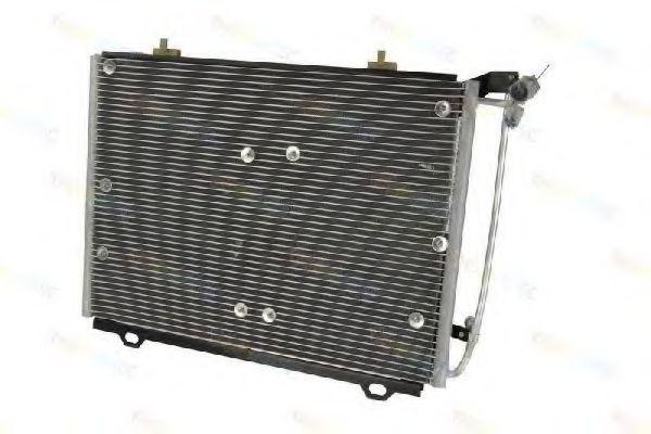 Радиатор кондиционера THERMOTEC KTT110013