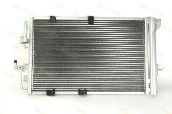 Радиатор кондиционера THERMOTEC KTT110018