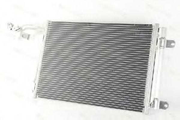Радиатор кондиционера THERMOTEC KTT110024
