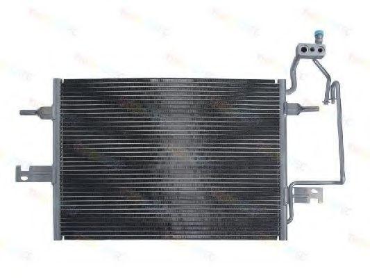 Радиатор кондиционера THERMOTEC KTT110038