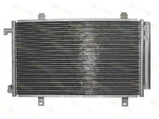 Радиатор кондиционера THERMOTEC KTT110045