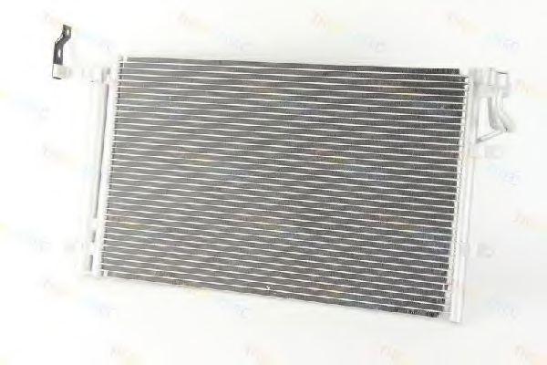 Радиатор кондиционера THERMOTEC KTT110054