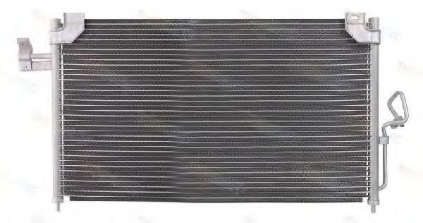 Радиатор кондиционера THERMOTEC KTT110070