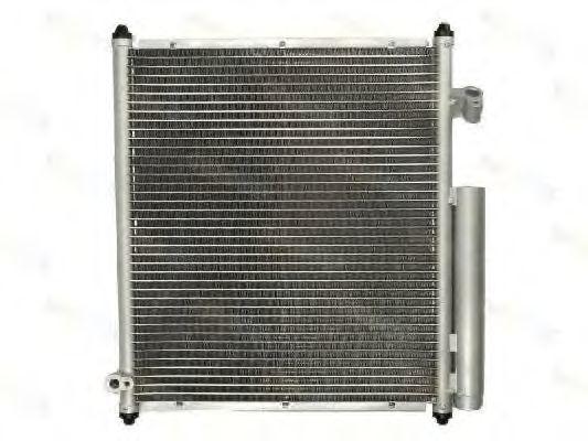 Радиатор кондиционера THERMOTEC KTT110071