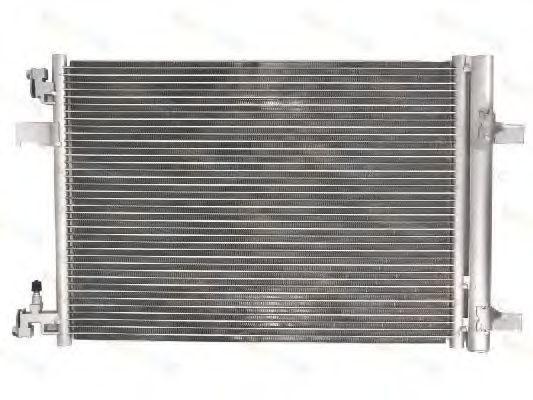 Радиатор кондиционера THERMOTEC KTT110098