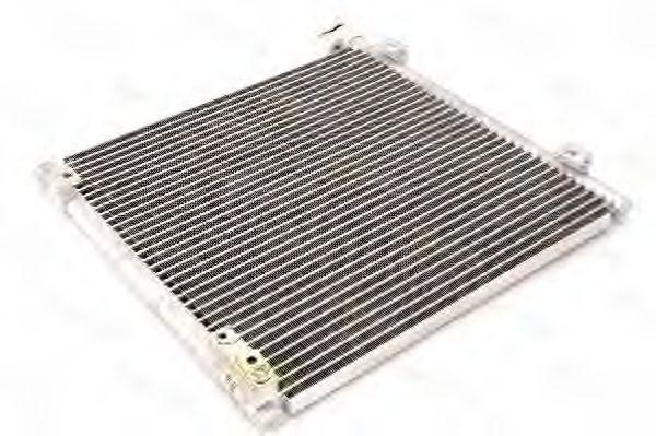 Конденсор кондиционера THERMOTEC KTT110100