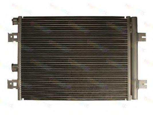 Радиатор кондиционера THERMOTEC KTT110101