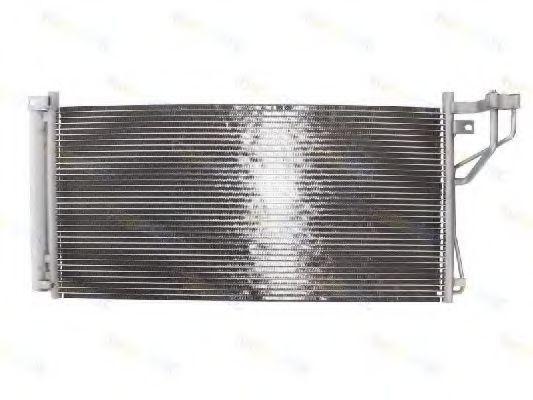 Радиатор кондиционера THERMOTEC KTT110105
