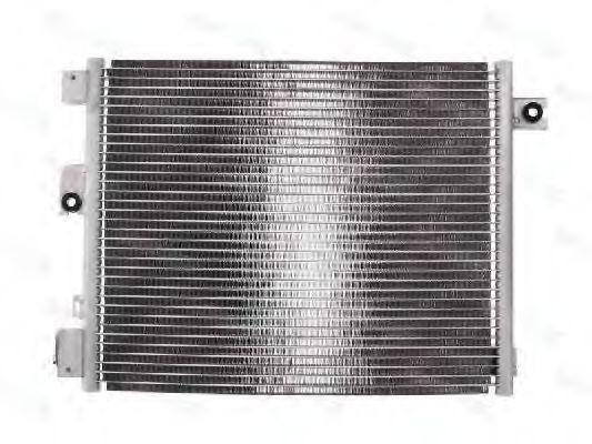 Конденсор кондиционера THERMOTEC KTT110107