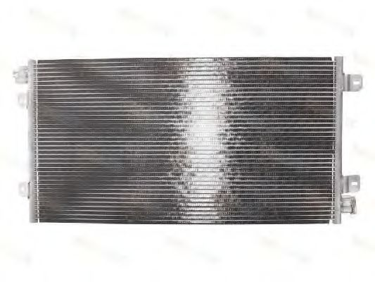 Радиатор кондиционера THERMOTEC KTT110116