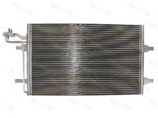 Радиатор кондиционера THERMOTEC KTT110117