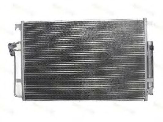 Радиатор кондиционера THERMOTEC KTT110119