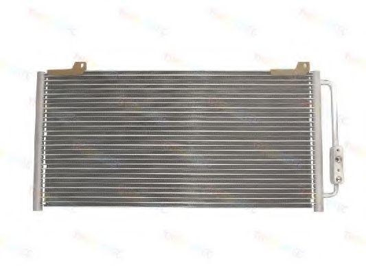 Радиатор кондиционера THERMOTEC KTT110128
