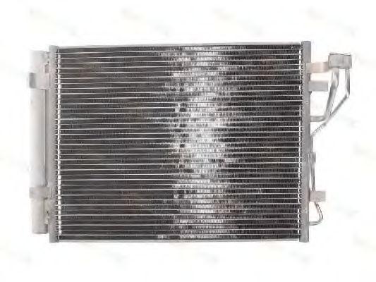 Радиатор кондиционера THERMOTEC KTT110141