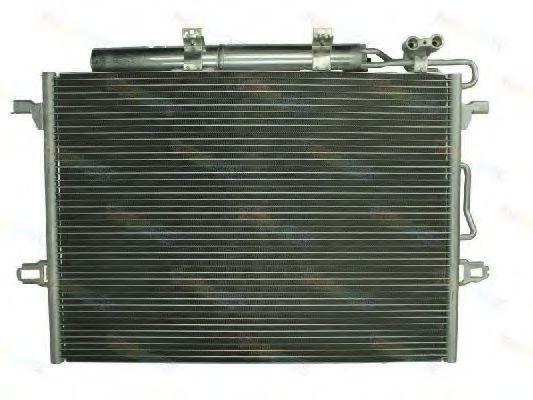 Радиатор кондиционера THERMOTEC KTT110142