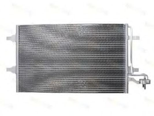 Радиатор кондиционера THERMOTEC KTT110147