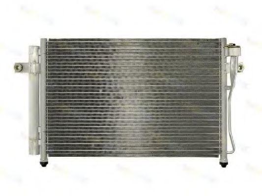 Радиатор кондиционера THERMOTEC KTT110152