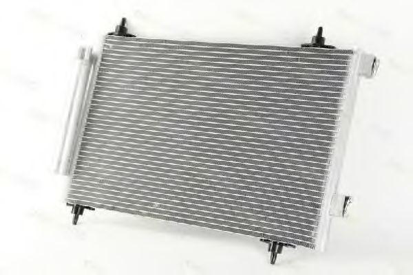 Радиатор кондиционера THERMOTEC KTT110158