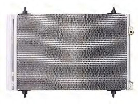 Радиатор кондиционера THERMOTEC KTT110159