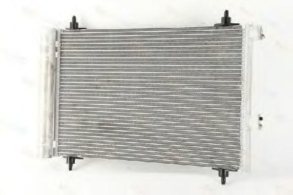 Радиатор кондиционера THERMOTEC KTT110160