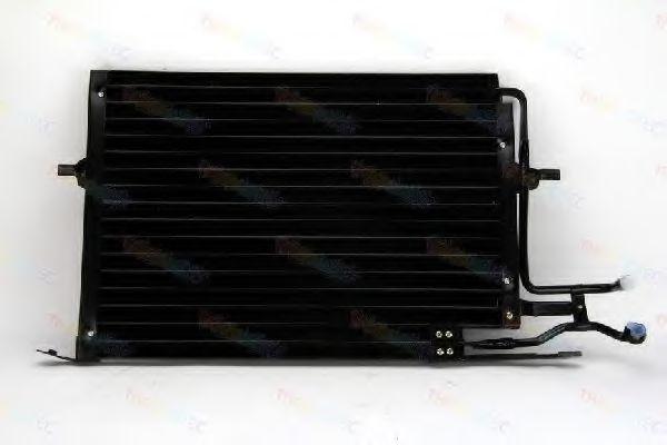 Радиатор кондиционера THERMOTEC KTT110170