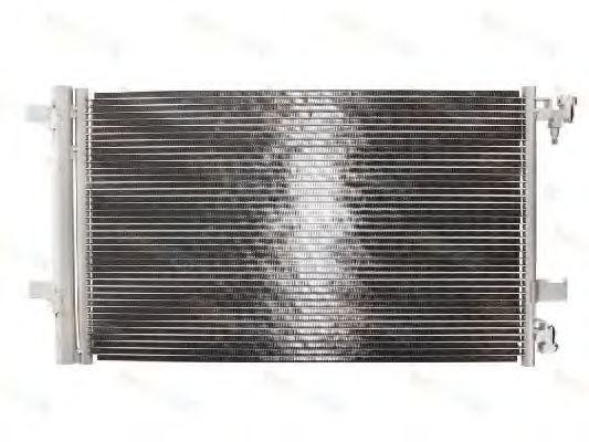 Радиатор кондиционера THERMOTEC KTT110181