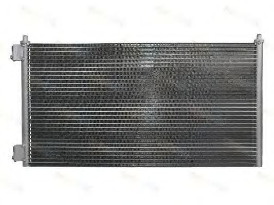 Радиатор кондиционера THERMOTEC KTT110190