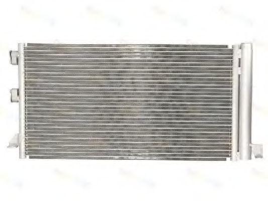 Радиатор кондиционера THERMOTEC KTT110198