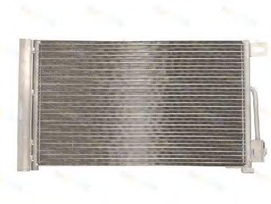 Радиатор кондиционера THERMOTEC KTT110199