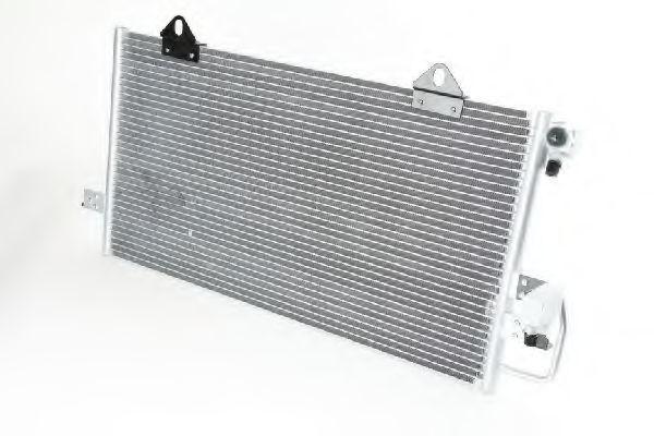 Радиатор кондиционера THERMOTEC KTT110213