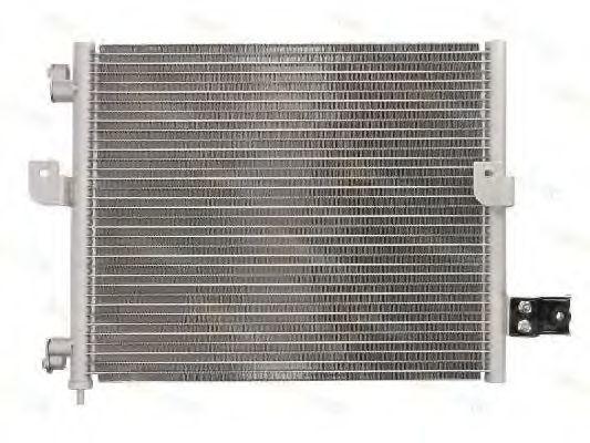 Радиатор кондиционера THERMOTEC KTT110220
