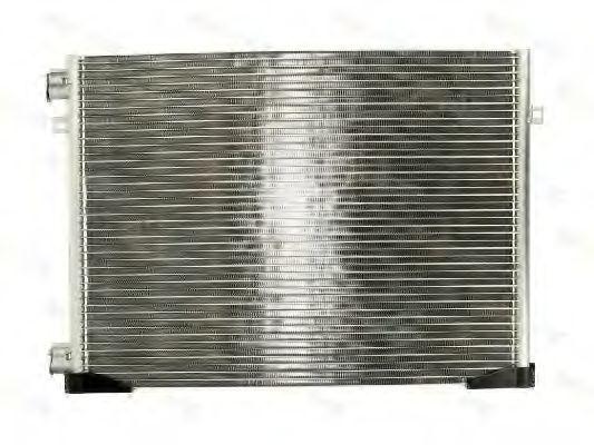 Радиатор кондиционера Trafic/Vivaro 2.0/2.5 CDTi/dCi 06> THERMOTEC KTT110228