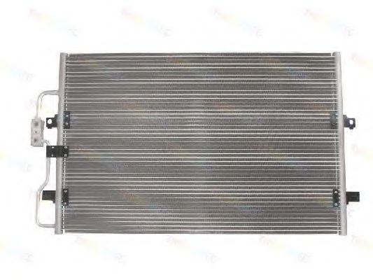 Радиатор кондиционера THERMOTEC KTT110234