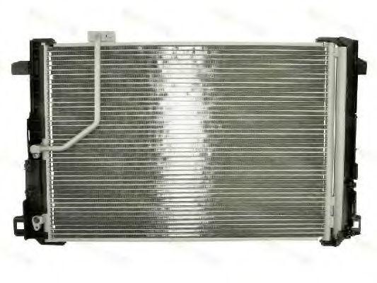 Радиатор кондиционера THERMOTEC KTT110244
