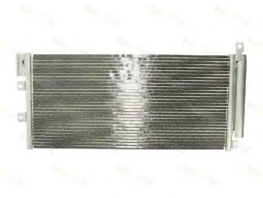 Радиатор кондиционера THERMOTEC KTT110249