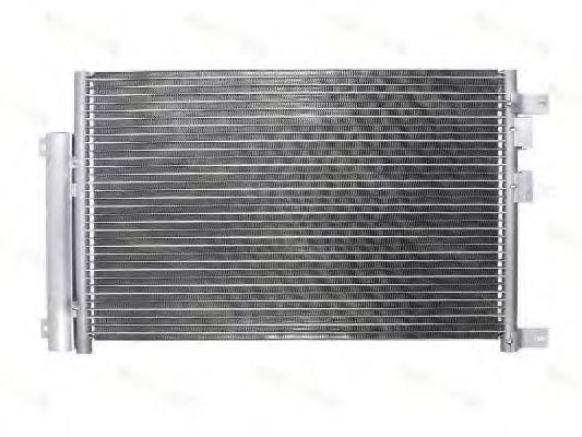 Радиатор кондиционера THERMOTEC KTT110256