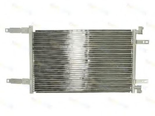Радиатор кондиционера THERMOTEC KTT110261