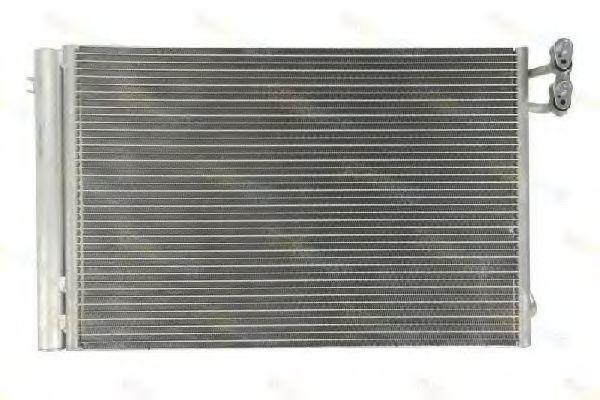 Радиатор кондиционера THERMOTEC KTT110272