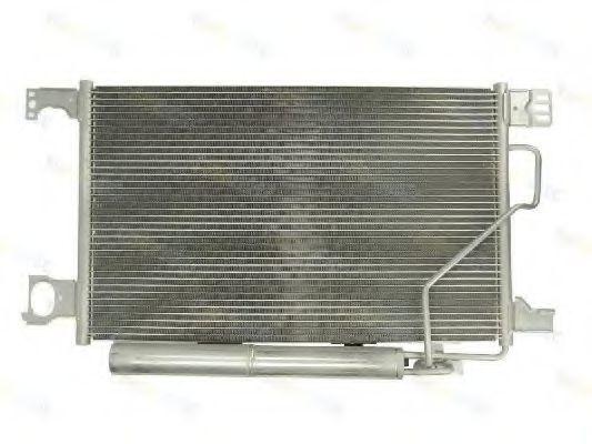 Радиатор кондиционера THERMOTEC KTT110273