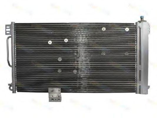 Конденсор кондиционера THERMOTEC KTT110279